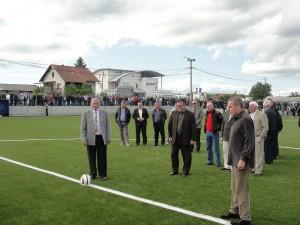 Otvorenje novouređenog igrališta 28.05.2013.